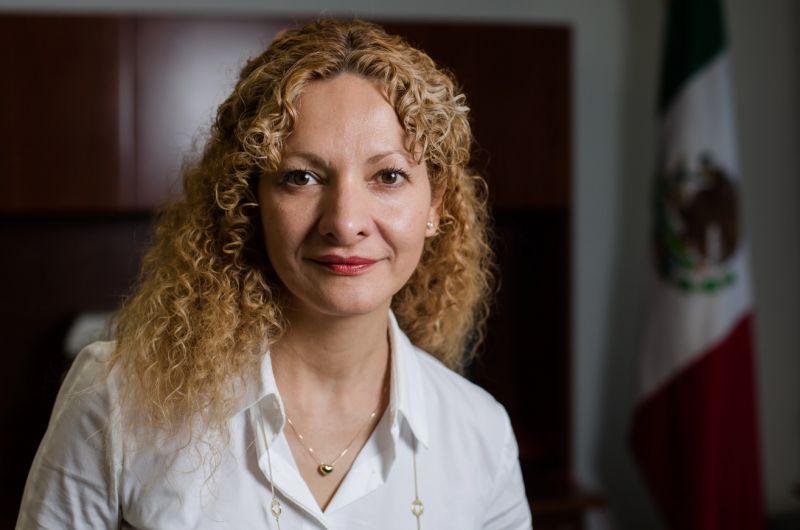 Mara Gómez, titular de la CEAV, renunció por falta de apoyo