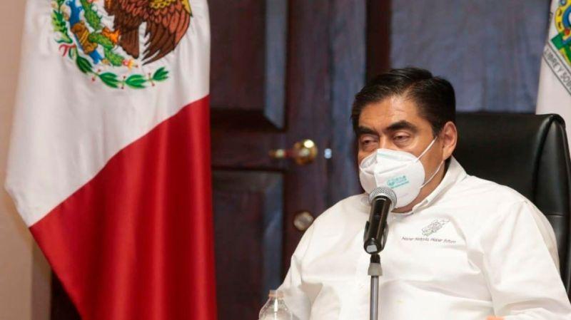 Miguel Barbosa minimiza la desaparición de mujeres en Puebla