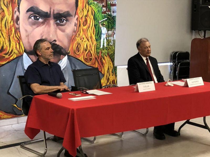 Los peores tres partidos políticos de México, se unen en defensa del Presidente. que se jodan solos.
