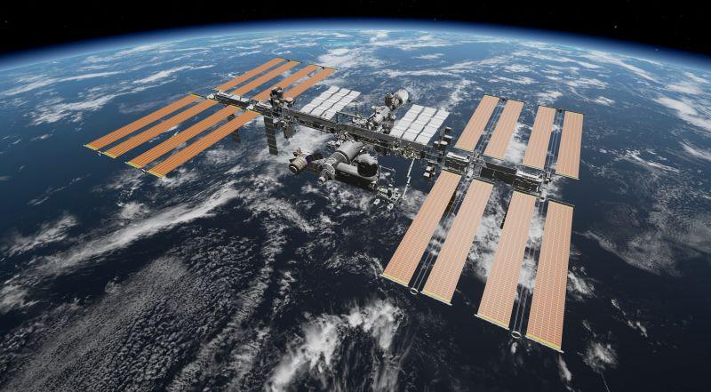 Se logra el quinto estado de la materia en el espacio