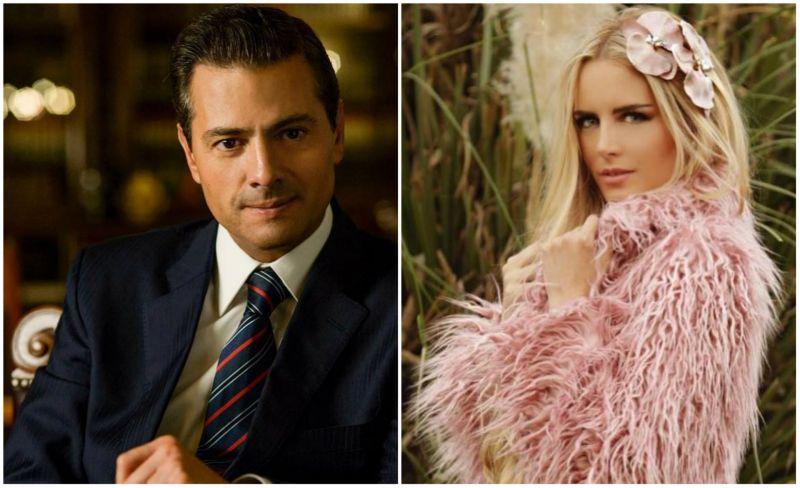 Tania Ruiz y Peña Nieto terminaron su relación