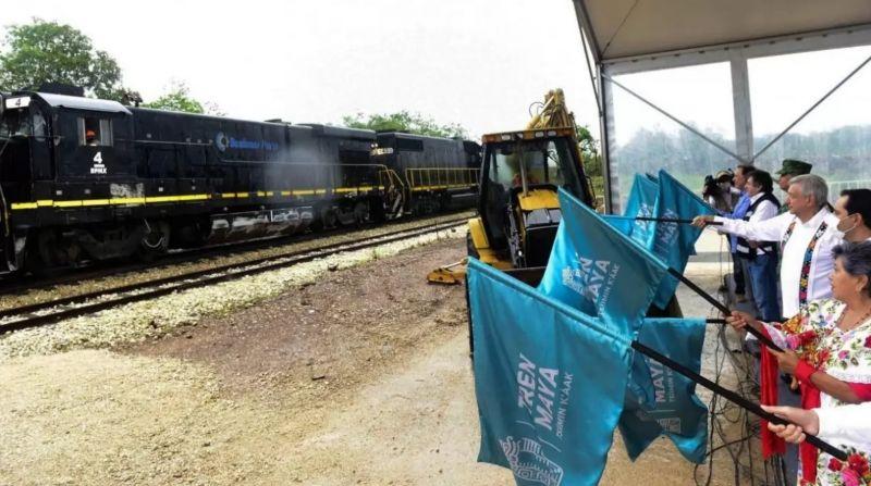 Tren Maya, no será ecológico, usará diésel con lo cual no solo depredará zona ecológica del sureste mexicano sino también, contaminará por donde pase