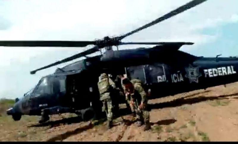 Fuerzas Federales no pueden con el Cártel Jalisco Nueva Generación en Michoacán,