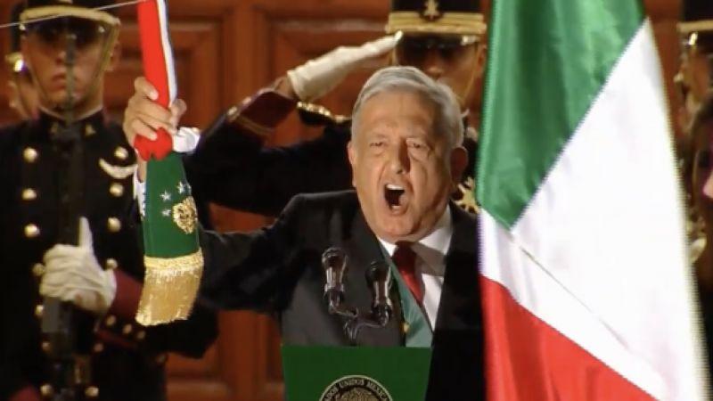 Habrá desfile y grito de independencia López Obrador