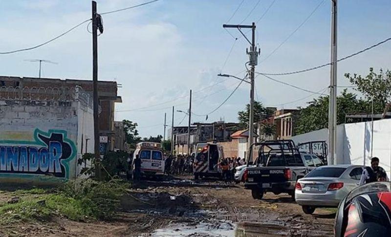 Matanza en Irapuato, 24 ejecutados