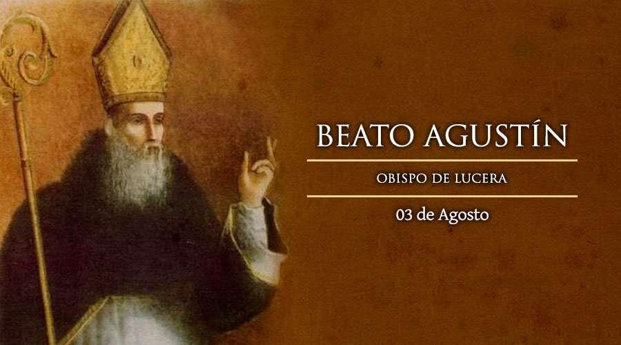 Beato Agustín Novello