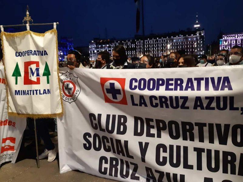Cooperativistas de Cruz Azul rechazan toma de instalaciones