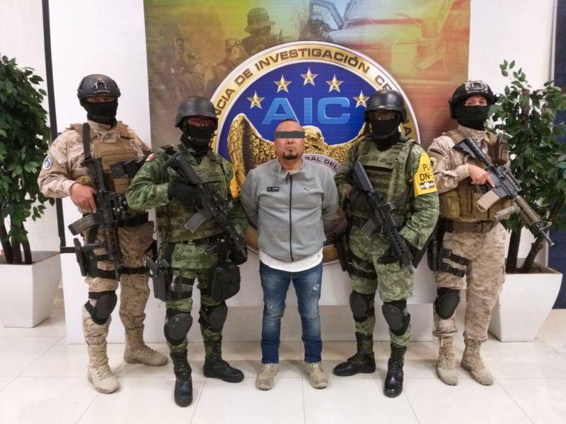 Detienen a 'El Marro' en Guanajuato