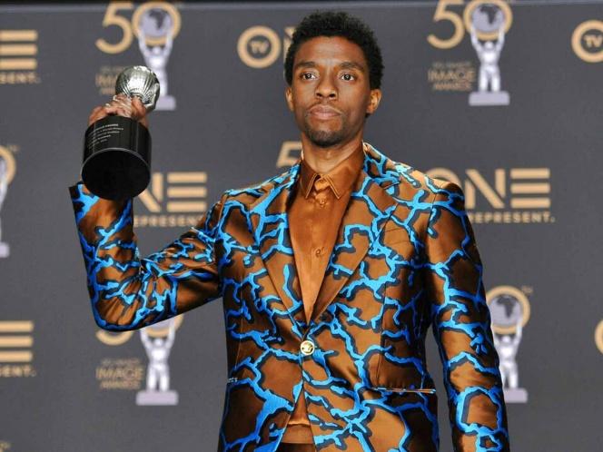 Fallece Chadwick Boseman, protagonista de Black Panther