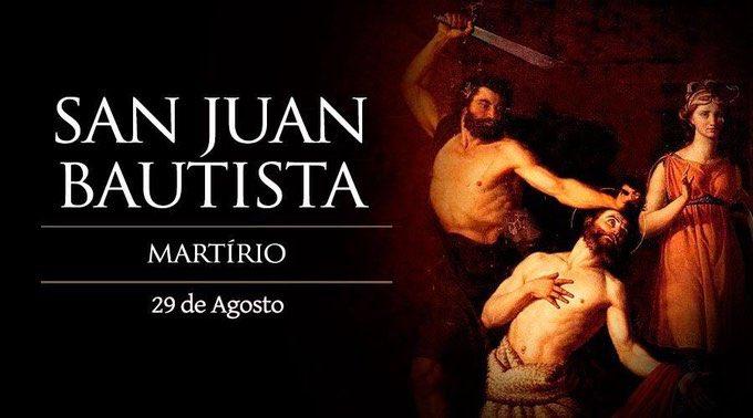 Oración a San Juan el Bautista