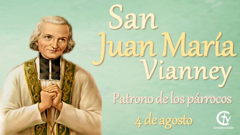 San Juan María Vianney patrono de los sacerdotes, presentamos la oración para crecer la devoción y la gente conozca su obra.