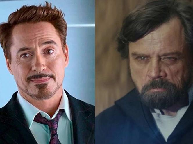 Robert Downey podría salir en Star Wars como maestro Jedi