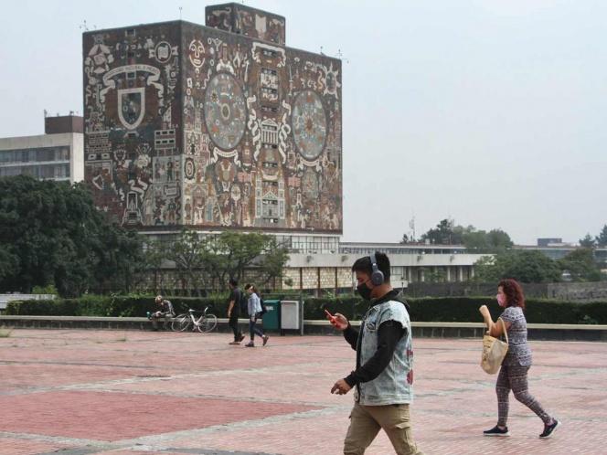 Suspende UNAM reuniones hasta enero