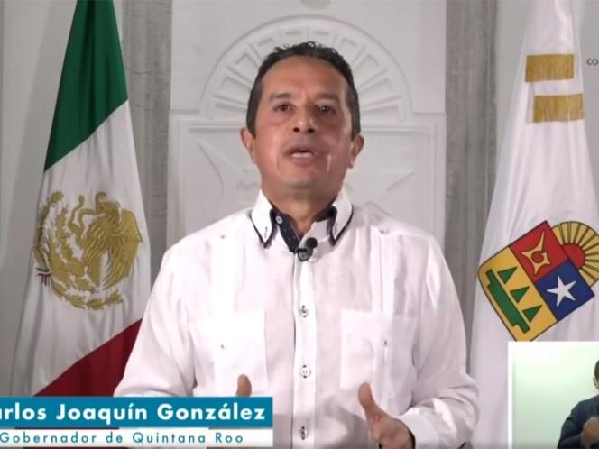 Alberto Capella separado de su cargo en Quintana Roo