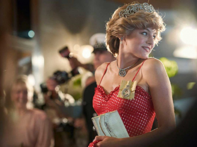 Aparece Lady Di en la cuarta temporada de 'The Crown'
