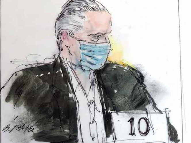 Salvador Cienfuegos viene a México, EU retira cargos