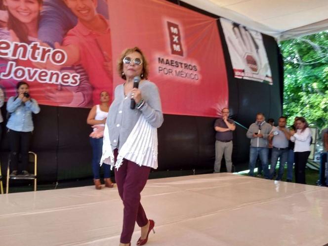 Elba Esther Gordillo evade pago al SAT