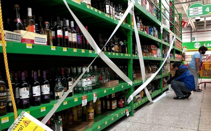 En Tamaulipas amplían Ley Seca y cierran negocios no esenciales